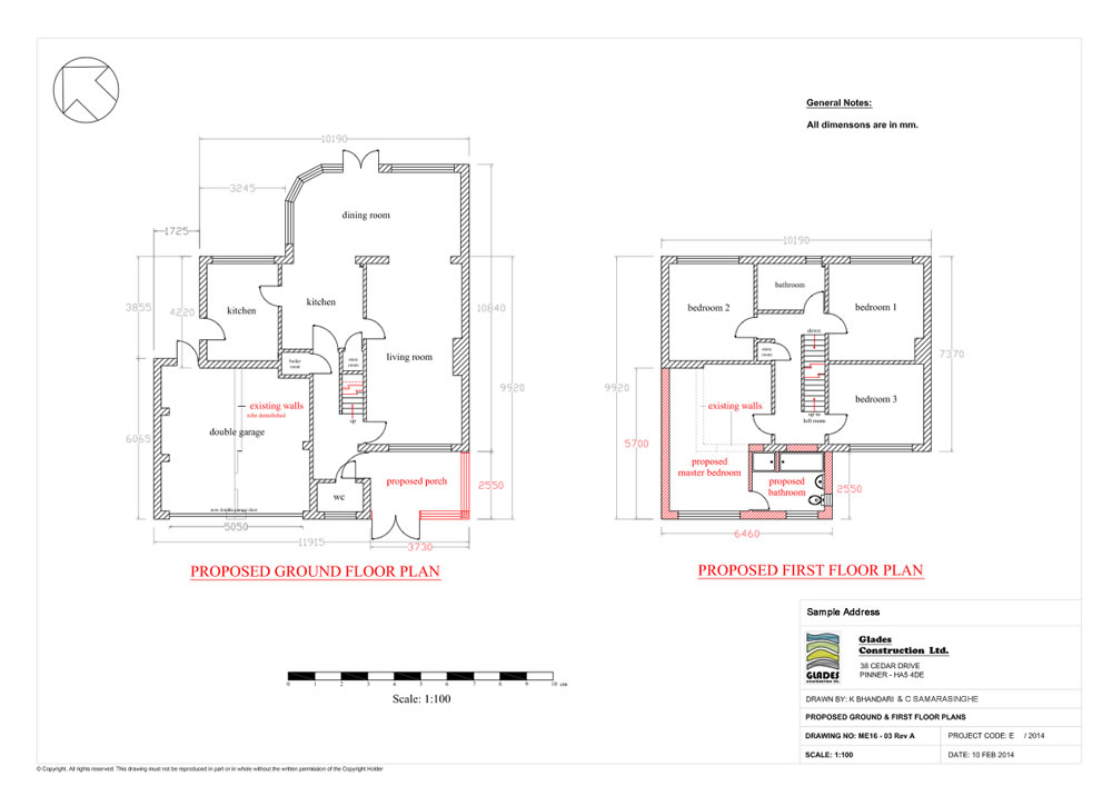 Design And Planning Approvals Glades Construction Limited